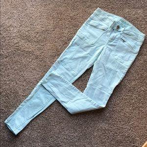 🔶 Light Blue Skinny Jeans